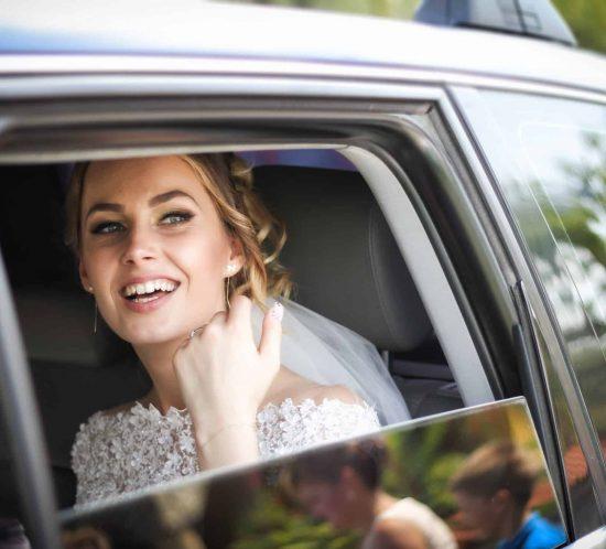 Свадебный лимузин